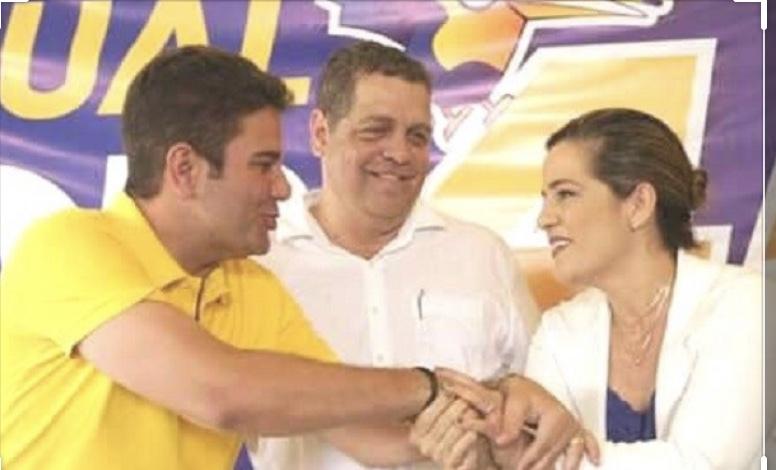 Briga do governador com os irmãos Rocha revela um governo cheio de ambições, futricas e interesses contrariados