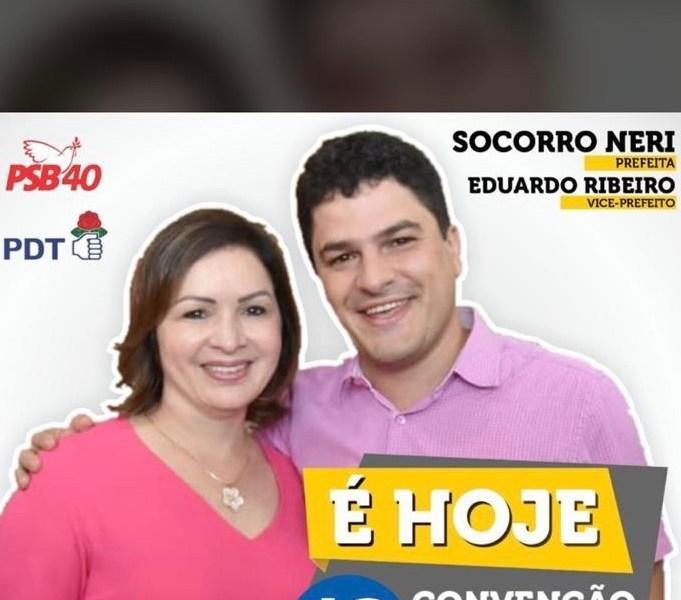 Em horário de expediente, comissionados da prefeitura de Rio Branco ocupam as redes sociais para divulgar convenção do PSB