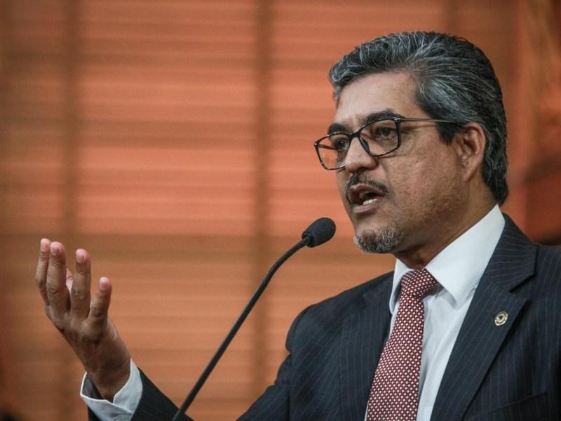 Edvaldo quer debate amplo sobre o Código de Ética da Polícia Militar e o PL das concessões das florestas públicas