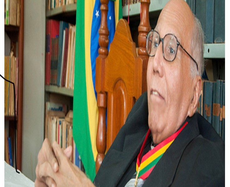 NOTA DE PESAR: morre desembargador aposentado Jorge Araken