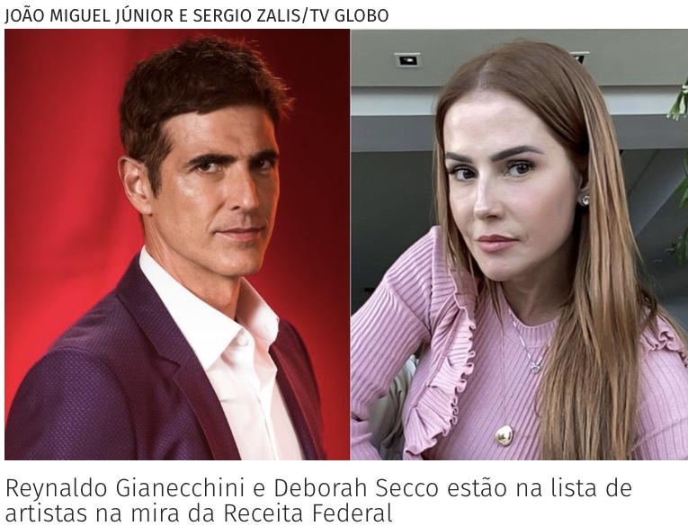 Receita Federal acusa Globo de 'associação criminosa' com artistas