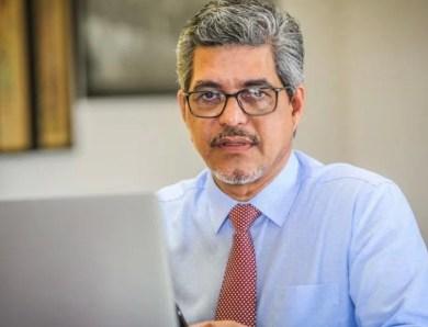 Edvaldo exige cópia do processo que contratou empresa para gerenciar o Into-Covid