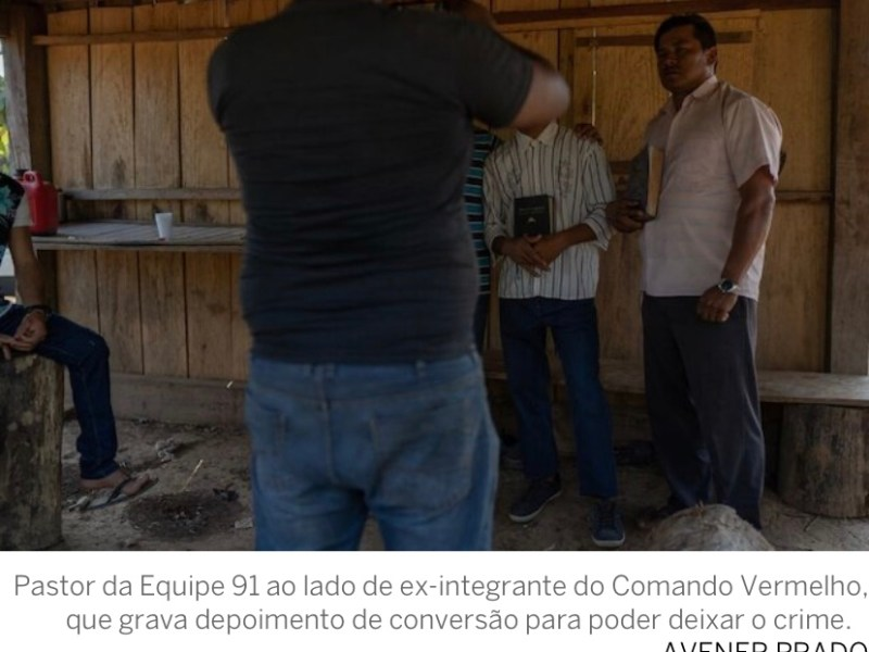 O WhatsApp que salva da morte em Rio Branco