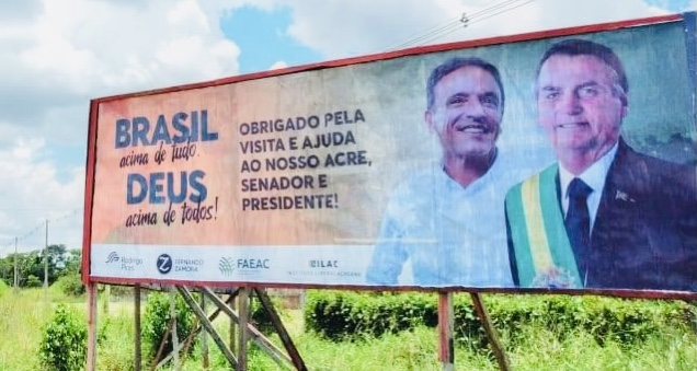 Piada pronta: pecuaristas reconhecem que Márcio Bittar só visita o Acre