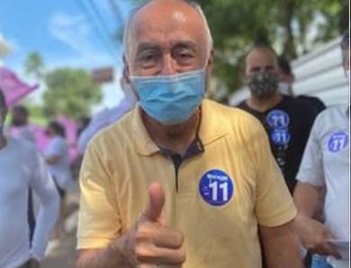 Em vez de trabalhar, Bocalom viaja novamente e emite nota de solidariedade ao povo de Rio Branco
