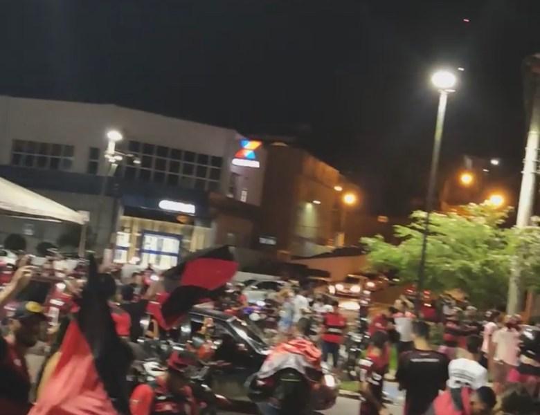 VÍDEO: No título do Flamengo, a Covid-19 faz gol de placa na terra de Gladson Cameli