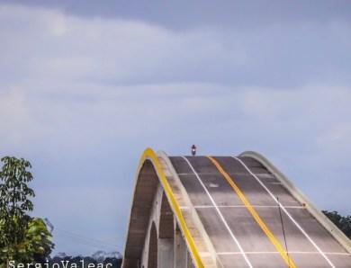 Algozes de Dilma Rousseff comemoram a Ponte do Madeira, obra que aconteceu por determinação da presidenta petista