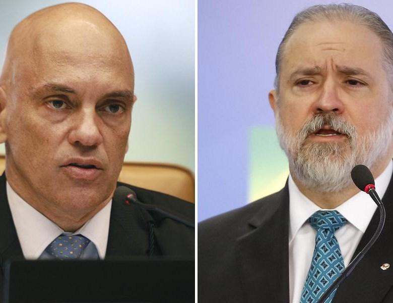 Moraes retira sigilo do inquérito dos atos antidemocráticos