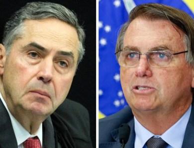 Todos os 15 ex-presidentes do TSE e o atual, Luís Roberto Barroso, divulgam nota em defesa do processo eleitoral no Brasil