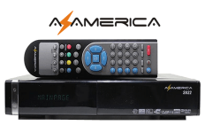 Atualização Azamerica S922 HD Transformada em Tocomsat