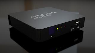 Atualização Atto Net 5 HD
