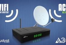 Atualização Audisat A3 Plus HD V1.320 SKS Ativo
