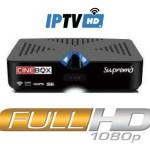 Atualização Cinebox Supremo HD SKS, IKS e IPTV ativos