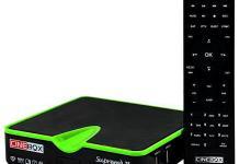 Atualização Cinebox Supremo X HD SKS e IKS Estabilizados