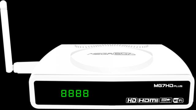 Atualização Megabox MG7 HD Plus V1.59 SKS Ativo
