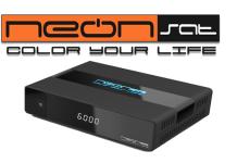 Atualização Neonsat Colors Tron HD V.CT19 SKS Melhorado