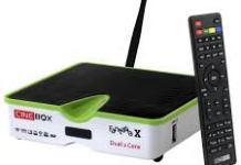 Atualização Cinebox Fantasia X Correção SKS e IKS - IPTV OF