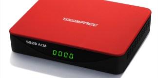 Atualização Tocomfree S929 ACM HD V1.30 IKS sem travas