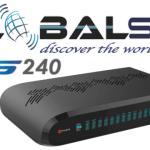 Atualização Globalsat GS240 HD V2.19 SKS e IKS Ativos