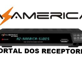 Liberada sua Atualização Azamerica S1005 HD