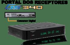 Baixe aqui Atualização Globalsat GS340 HD