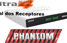 Atualização Phantom Ultra 4 HD Estabilizando