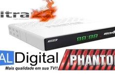 Atualização Phantom Ultra 4 HD V2.54 70W Corrigido
