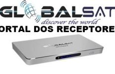 Baixar sua Atualização Globalsat GS500