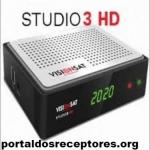 Baixar Atualização Visionsat Studio 3 HD