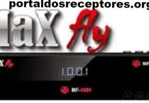Baixar sua Atualização Maxfly MF1001 hd