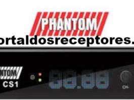 Liberada sua Atualização Phantom CS1