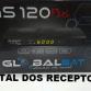 Atualização Globalsat GS 120 Plus corrigida