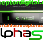 Baixar Atualização Alphasat Nexum