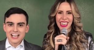 Dudu Camargo e Naña Shara comandarão versão gospel do The Voice.