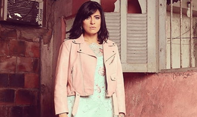 Cantora gospel Fernanda Brum é acusada de descumprir contrato e diz que acionará justiça.