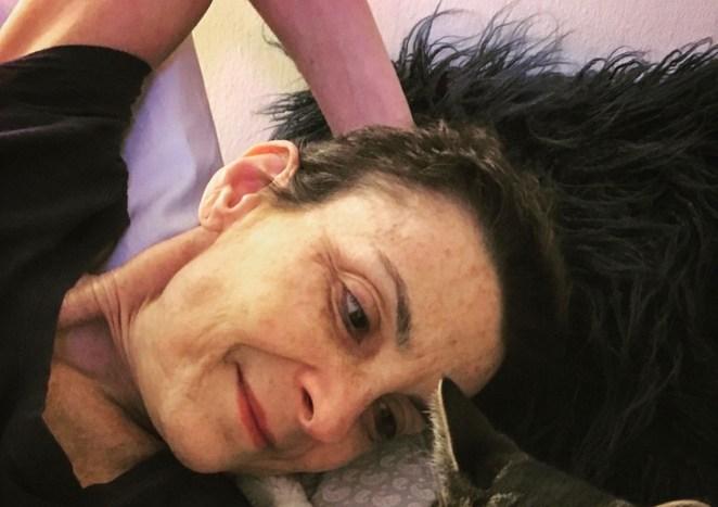 Cantora gospel Ludmila Ferber retoma tratamento contra câncer.