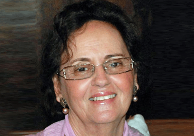 Junto com seu esposo, Irmã Jurama se dedicava às obras da igreja.