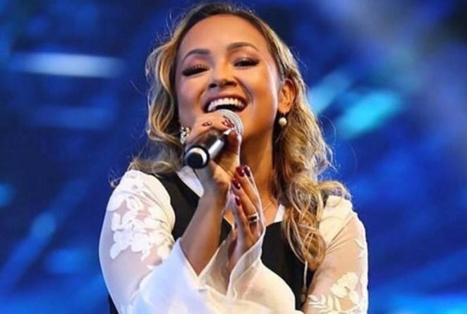 Cantora gospel Bruna Karla anuncia desejo de adotar criança.