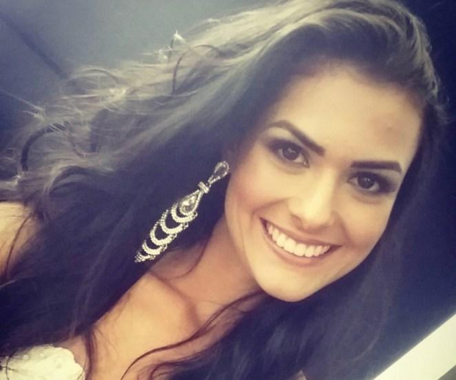 Gabriela Viegas era ex-miss Ilhéus (BA) e estudante de medicina.