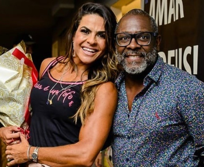 Cantor gospel Kléber Lucas e Danielle Favatto estavam juntos há quase 8 anos.