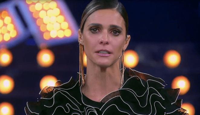 Fernanda Lima fez discurso emocionado sobre o feminismo na Globo.