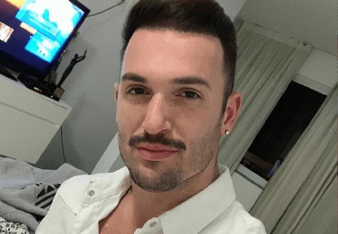 Diego Hypólito é gay e evangélico.