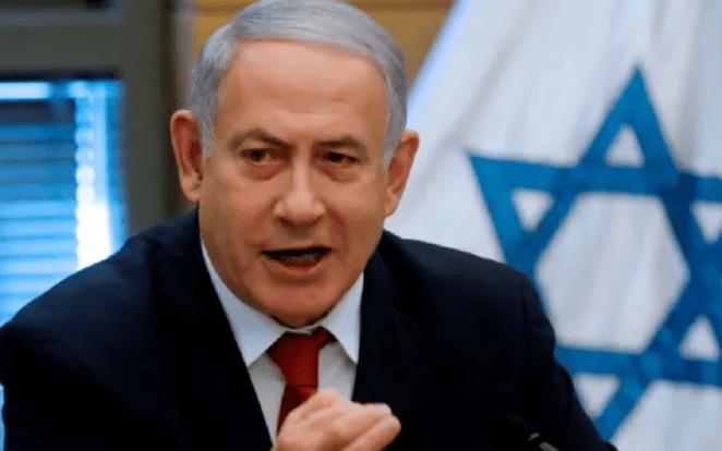 Primeiro-ministro de Israel, Benjamin Netanyahu.