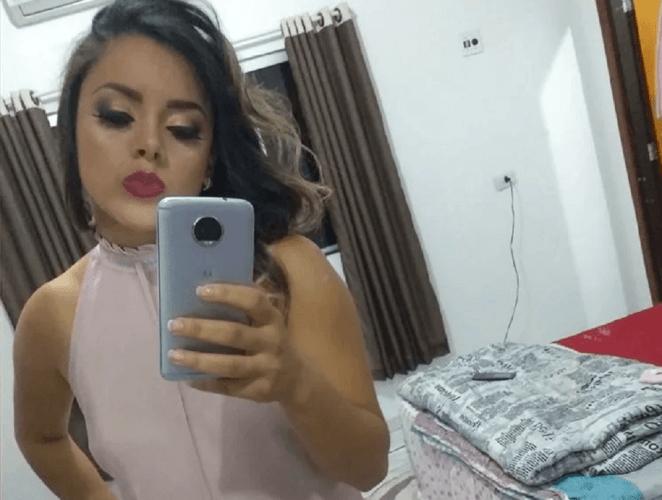 Karina foi baleada pelo ex e teve morte cerebral declarada pelos médicos.