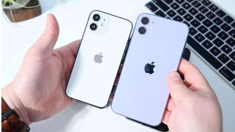 iphone 12 e iphone 12 mini
