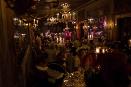 casanova Grand Ball noble room