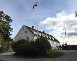 One of the UofN training centers in Norway