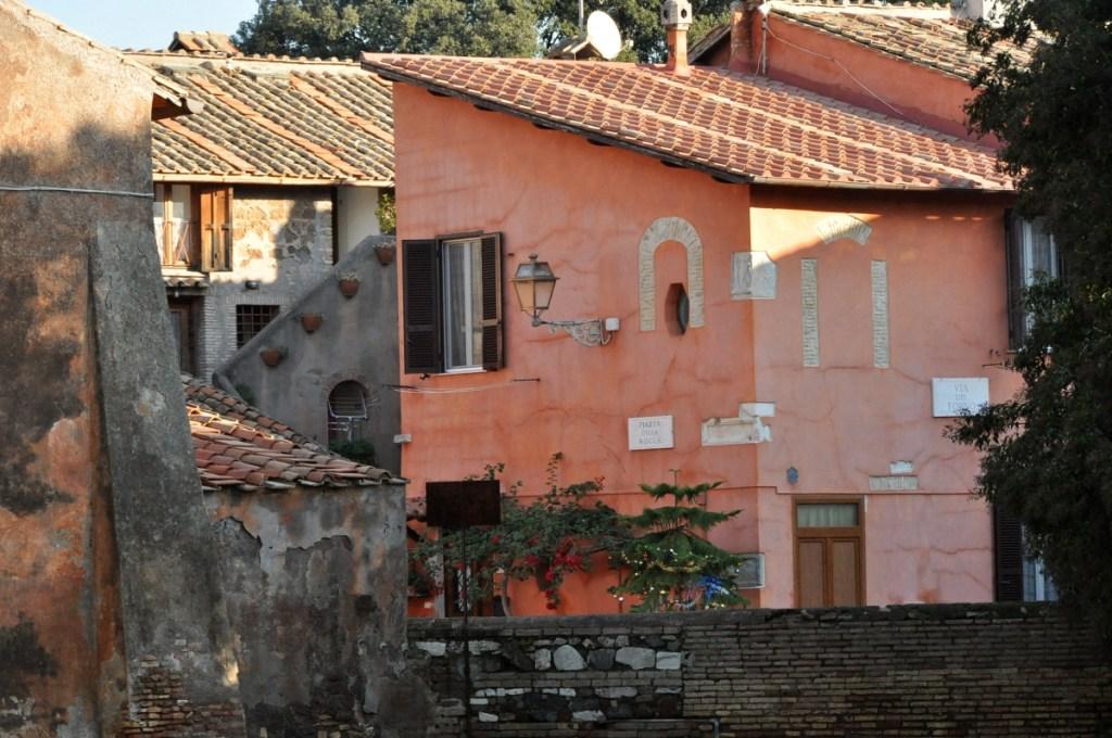 visitare Ostia Antica e il borgo di Ostia Antica