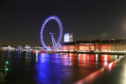Capodanno speciale Londra