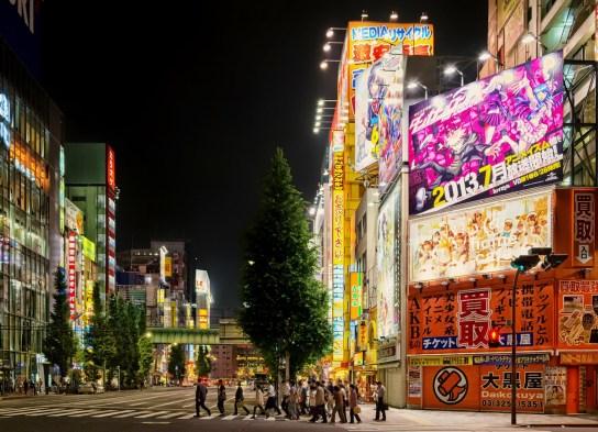 Capodanno speciale Tokyo